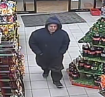 Henny Penny Robbery Suspect Photo #2 12.27.17