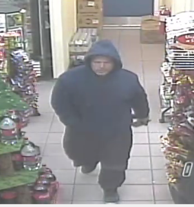 Henny Penny Robbery Suspect Photo #1 12.27.17