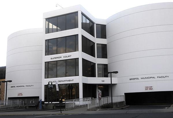 Bristol courthouse