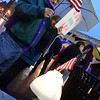 2/25/2017 Mike Orazzi | Staff<br /> Michael and Susan Kelley during a candle light vigil and rally for the Affordable Care Act (ACA) and or Obamacare, in New Britain's Central Park Saturday evening.