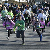3/17/2018 Mike Orazzi | Staff<br /> The start of the kids fun run during the 16th Annual Shamrock Run and Walk held at the Chippens Hill Middle School Saturday morning.