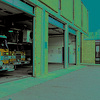 7 31 2004 mike orazzi photo<br /> Bristol Fire Headquarters on North Main Street.
