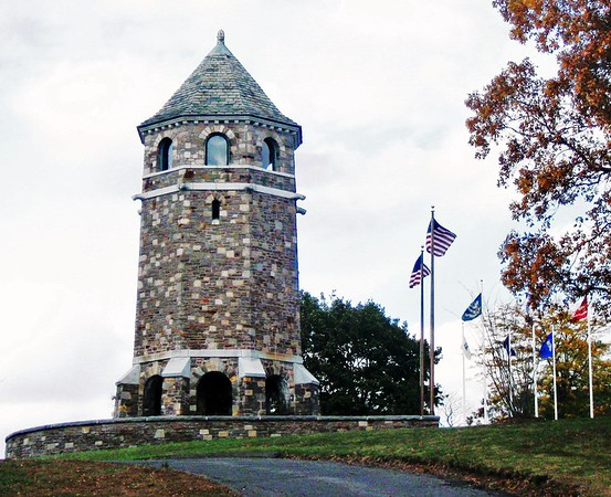 War Memorial Tower rockville Denise