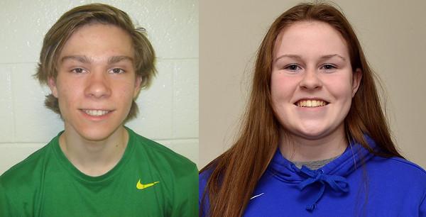 Mark Petrosky and Molly Hooks 3-26-18