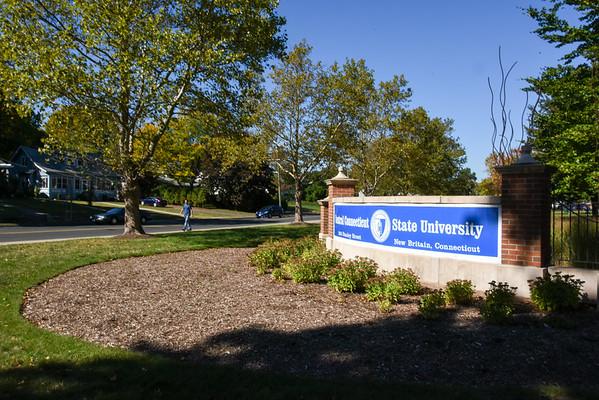 CCSU-Building Campus