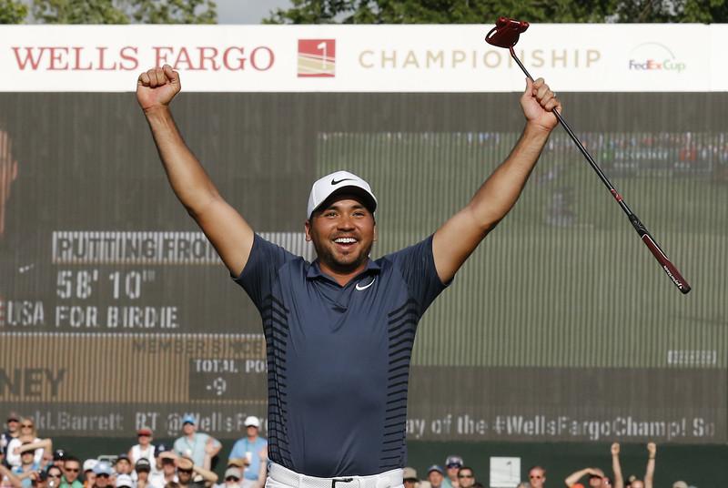 CORRECTION Wells Fargo Championship Golf