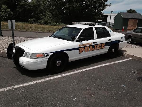 Police car Plainville