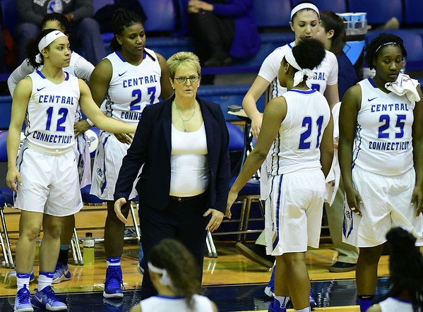 CCSU Women's Basketball