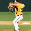 042717  Wesley Bunnell | Staff<br /> <br /> The New Britain Bees vs the Lancaster Barnstormers played on Thursday evening. Casey Coleman (25)