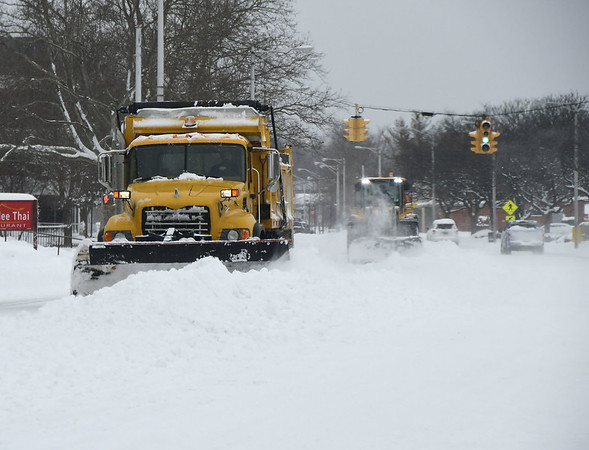 bristol snow plow