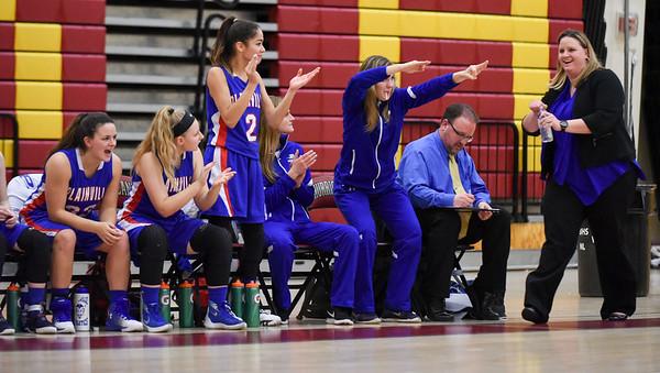 Plainville Girls Basketball