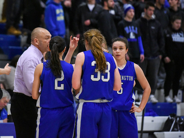 Southington Girls Basketball