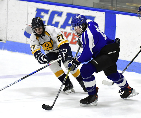 Hall-Southington hockey