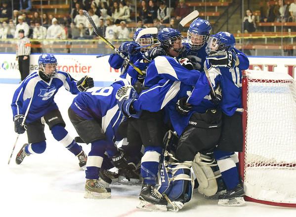 Hall-Southington Ice Hockey