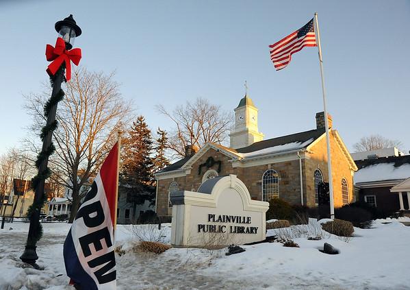 Plainville public library 2