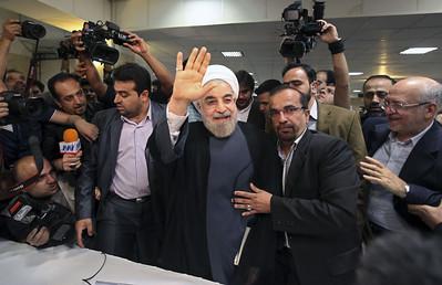 Iran Hard Liners Hopes