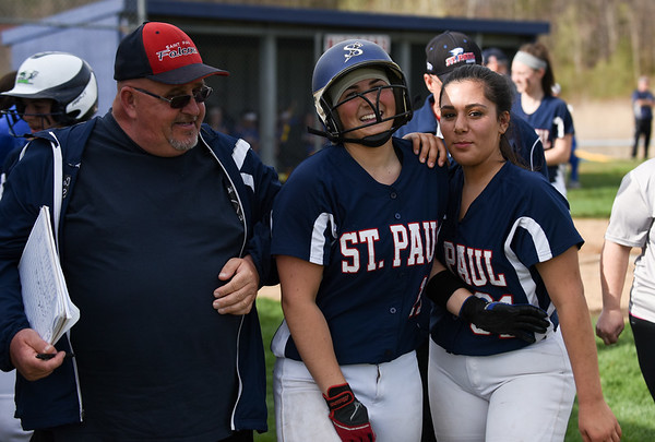 St. Paul softball
