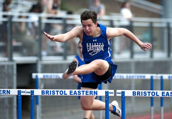 Bristol Eastern's Donovan Soucy