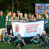 062617  Wesley Bunnell | Staff<br /> <br /> Bristol defeated Berlin on Monday evening in Plainville to claim the Little Leage District 5 Softball Championship.