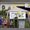 7/15/2017 Mike Orazzi | Staff<br /> Nico's Lemonade Stand  fundraiser on Northwest Drive in Plainville Saturday.