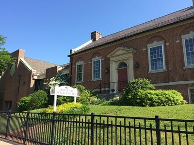 Terryville Public Library -FILE PHOTO