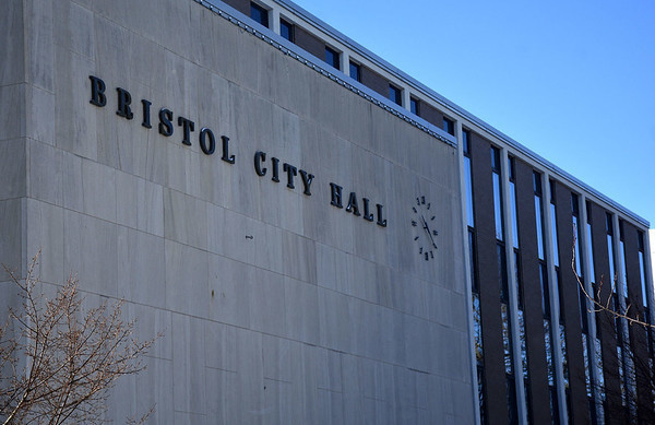 1/28/2015 Mike Orazzi | Staff\nBristol City Hall.