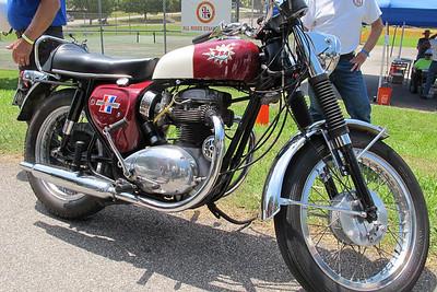 Brit Bike Show Hiwassee Ga 6-21-14