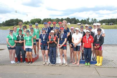 British Rowing Champs 2013