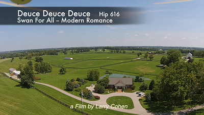 #  616  Deuce Deuce Deuce