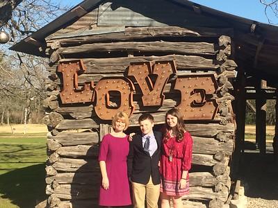 Brittany Longust' wedding