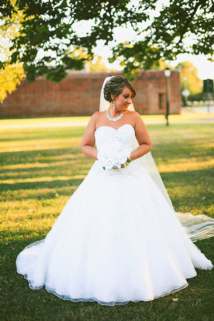brittany harris | bridals