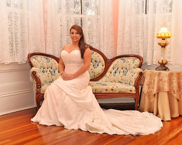 Brittany's Bridal Portraits
