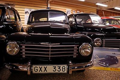 Volvo PV444 - 1952