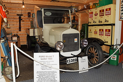 T-Ford - 1923