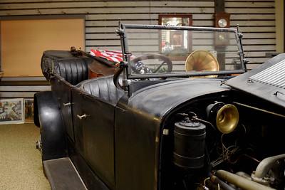 King Touring 1918