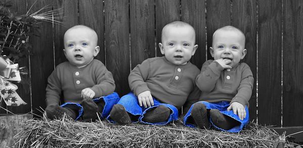 Brody, Logan, Conor