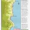 Broken Head Nature Reserve Map