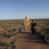 Broken Hill Sculpture hill NSW