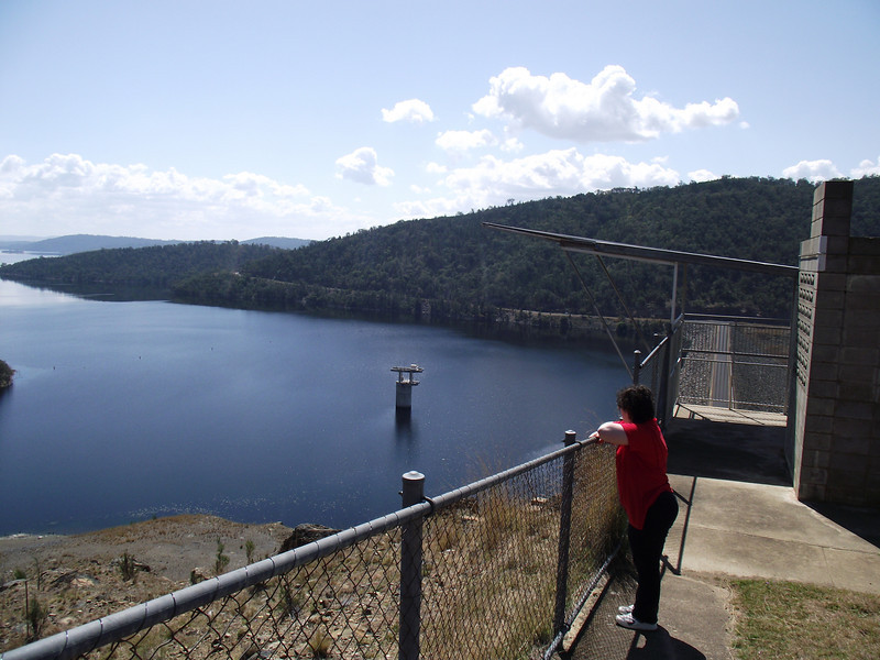 Glenlyon Dam, Qld.