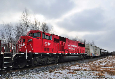 Canadian Pacific SD60 #6260 ex SOO 6060