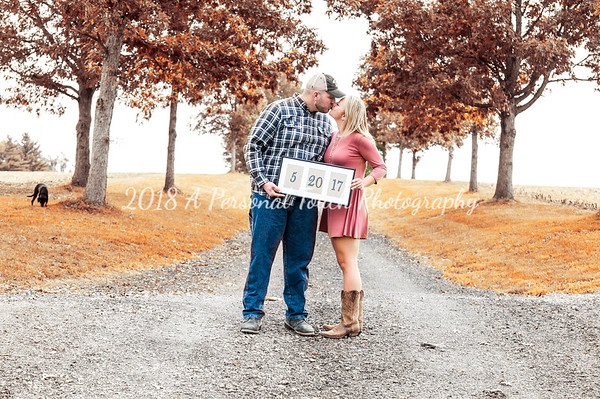 Brooke and Sean's engagement pictures