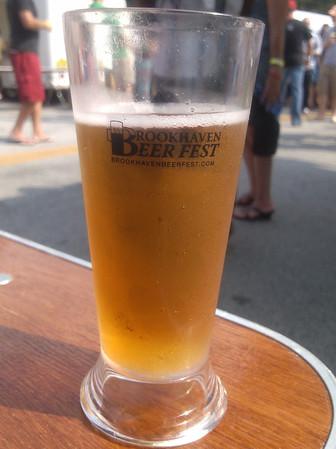 Brookhaven Beer Fest. 2013
