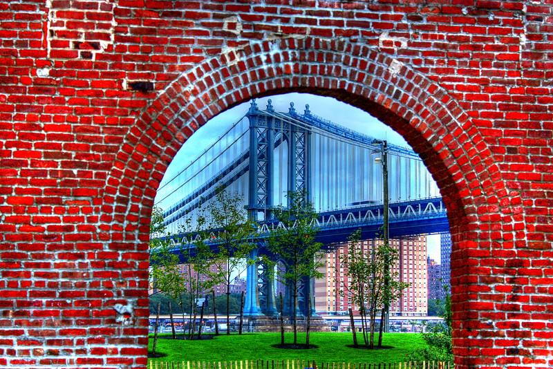 Manhattan Bridge  -- click image for larger view