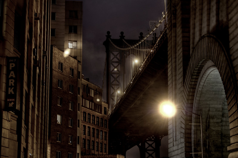 Manhattan Bridge, DUMBO