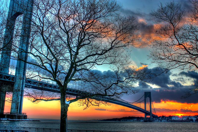 Verranzano Bridge  -- click image for larger view