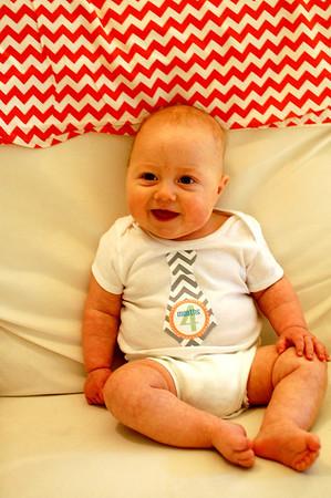 Brooks 4 months
