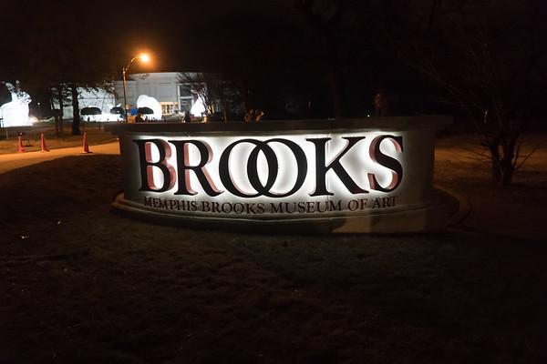 Brooks Museum Presents: Intrude