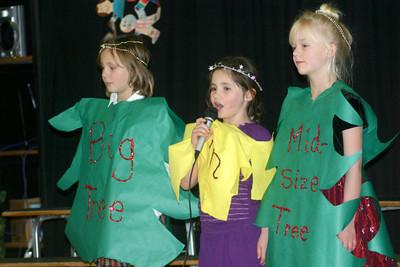 Brookside Second Grade Performance