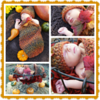 Bryton's Newborn Fall Photo Shoot :