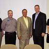 Doug Freeman, Josh Randolph, Bill Buckles, Jason Hopkins and Chamber President Emily Call